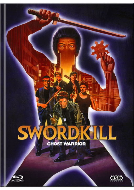 Swordkill - Mediabook - Cover B [Blu-ray+DVD]