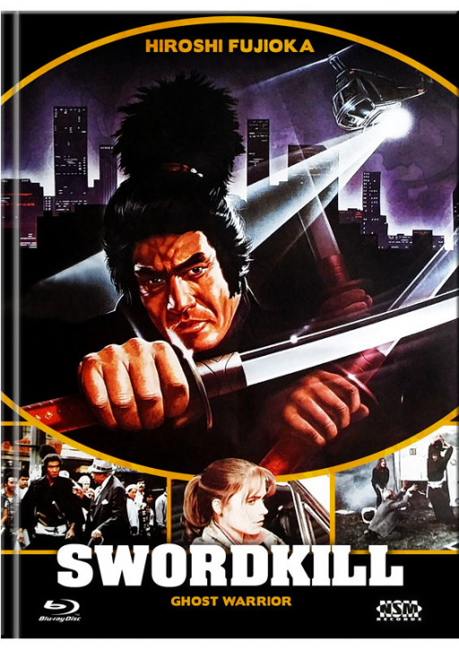 Swordkill - Mediabook - Cover C [Blu-ray+DVD]