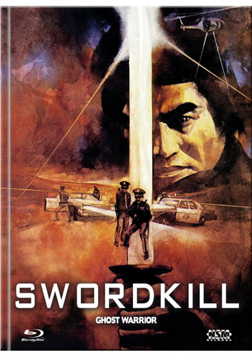 Swordkill - Mediabook - Cover D [Blu-ray+DVD]