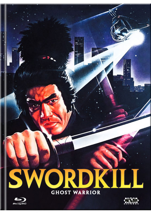 Swordkill - Mediabook - Cover E [Blu-ray+DVD]