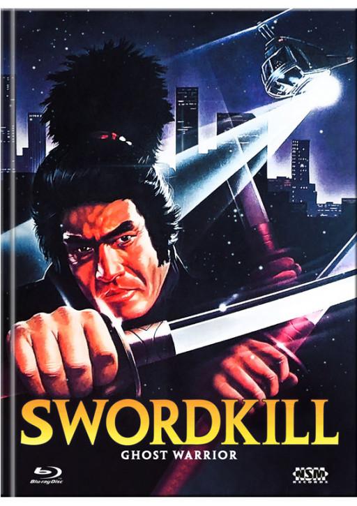 Swordkill - Mediabook - Cover E [Blu-ray+DVD]