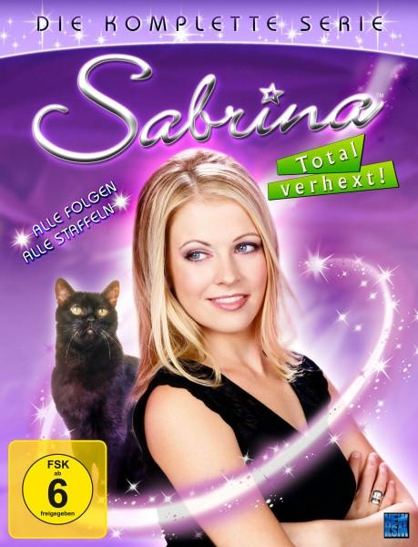 Sabrina - Total verhext! - Die komplette Serie [DVD]
