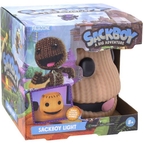 Sackboy - Leuchte mit Sound - Sackboy