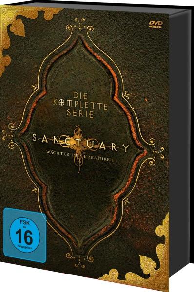 Sanctuary - Die komplette Serie [DVD]