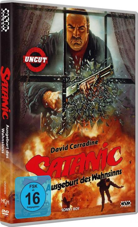 Satanic - Ausgeburt des Wahnsinns [DVD]