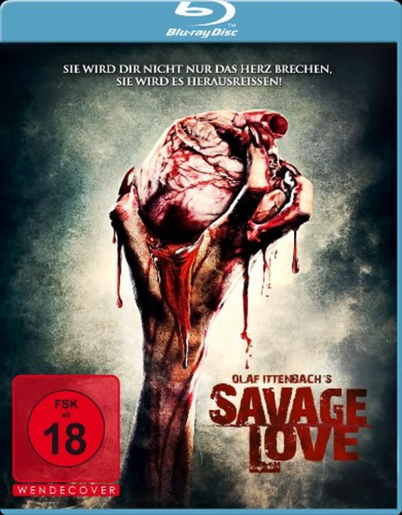Savage Love [Blu-ray]