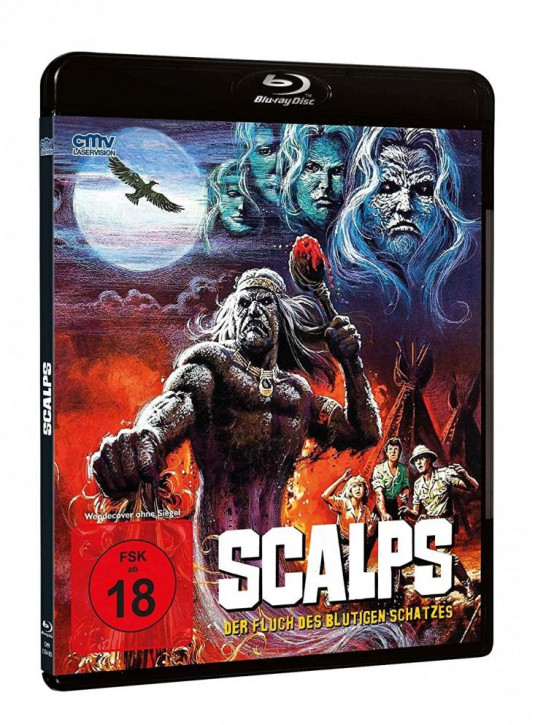 Scalps [Blu-ray]
