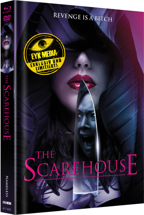 Scarehouse - Limited Mediabook - Cover A [Blu-ray+DVD]