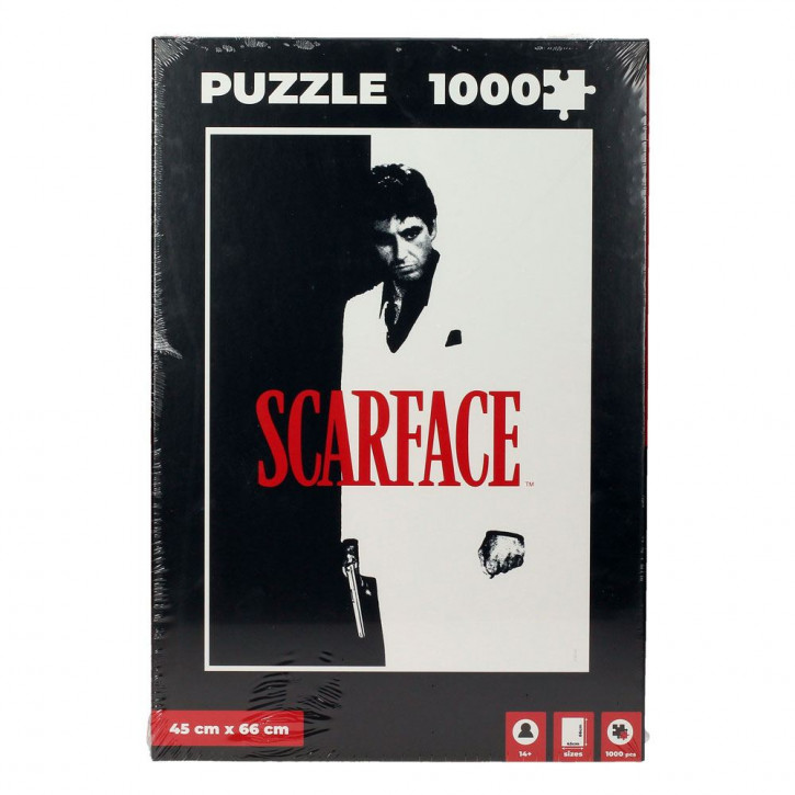 Scarface - Puzzle - Poster