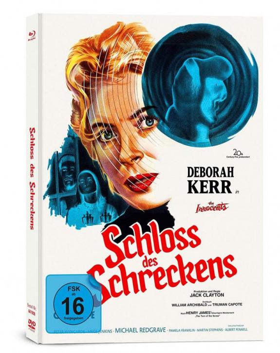 Schloss des Schreckens - Mediabook Edition [Blu-ray+DVD]