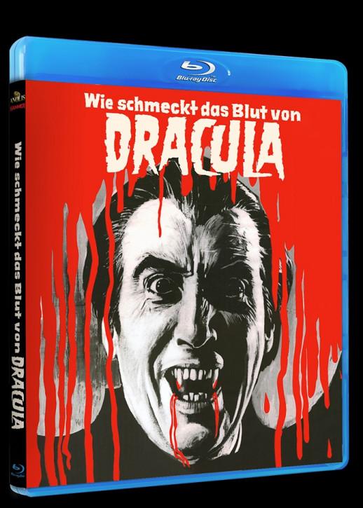 Wie schmeckt das Blut von Dracula [Blu-ray]