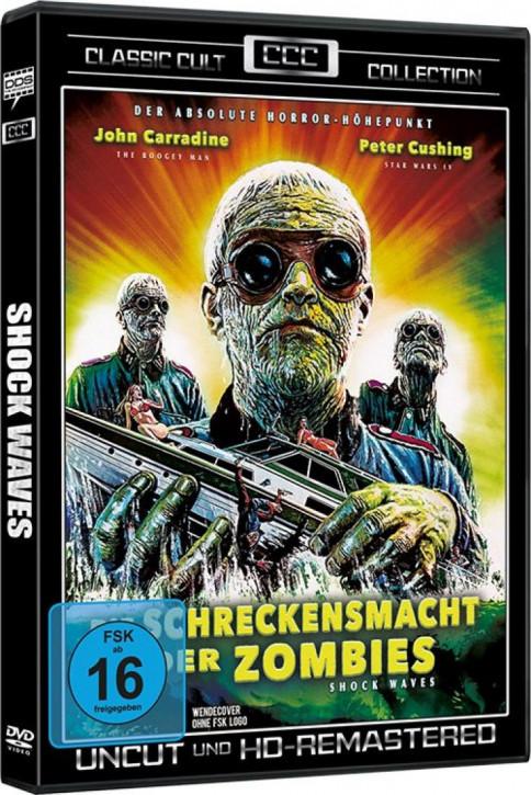 Die Schreckensmacht der Zombies (Classic Cult Collection) [DVD]