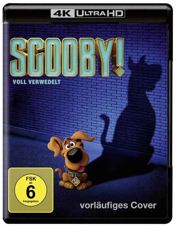 Scooby! [4K UHD+Blu-ray]