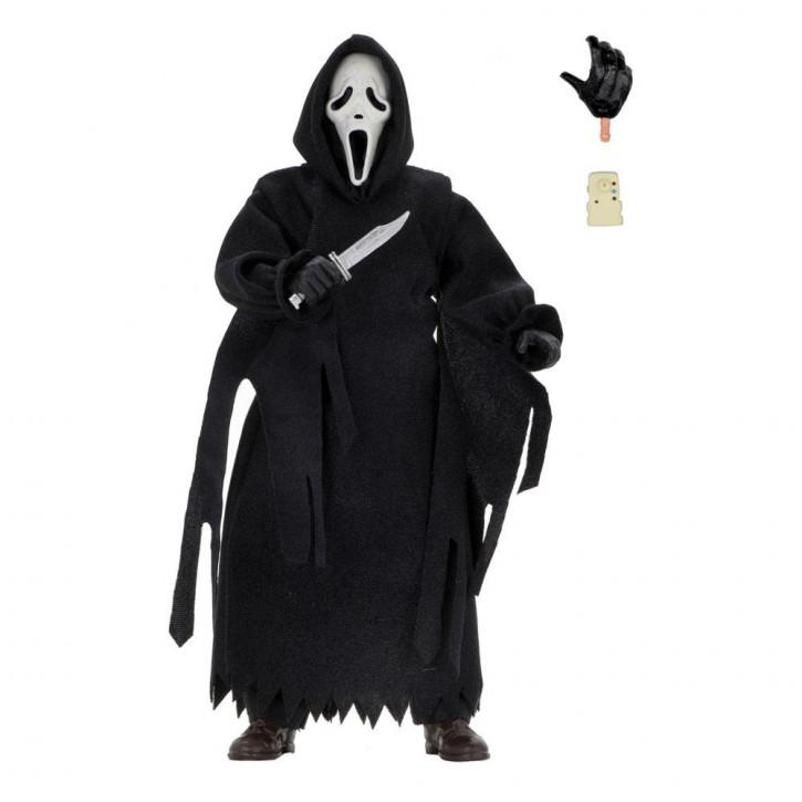 Scream - Retro Actionfigur - Ghostface
