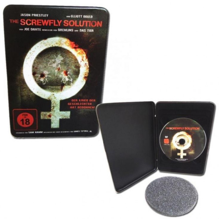 Screwfly Solution - Metalbox [DVD]