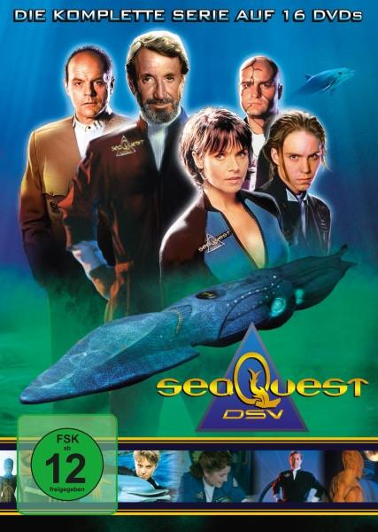 SeaQuest  - Die komplette Serie [DVD]