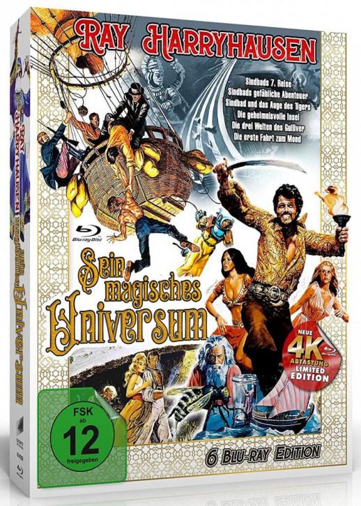 Ray Harryhausen - Sein magisches Universum [Blu-ray]