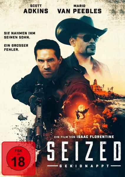 Seized - Gekidnappt [DVD]