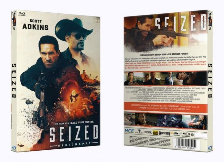 Seized - Große Hartbox [Blu-ray]