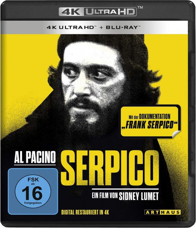 Serpico  [4K UHD+Blu-ray]