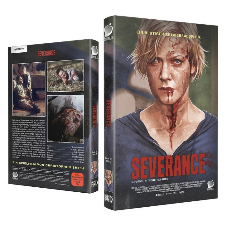 Severance - Retro Line - Große Hartbox [Blu-ray]