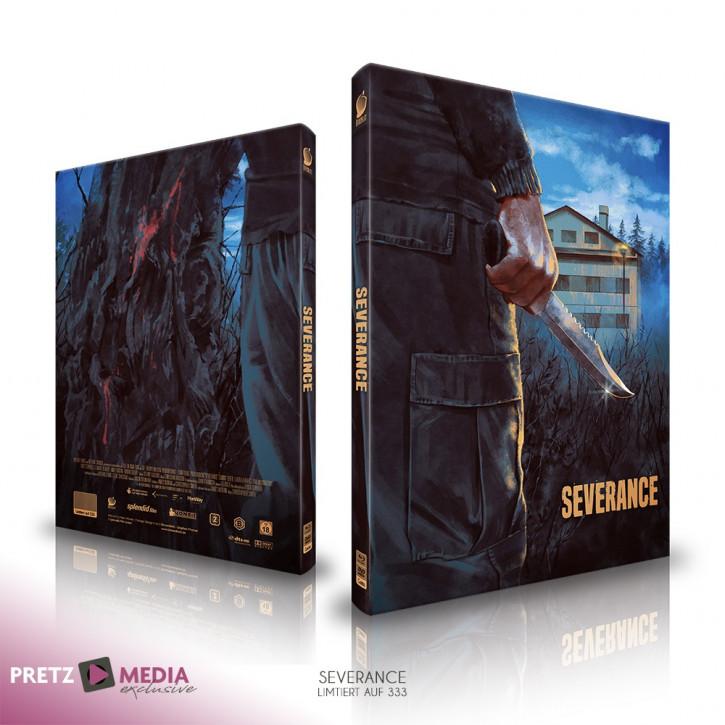Severance - Limited Mediabook Edition [Blu-ray+DVD]