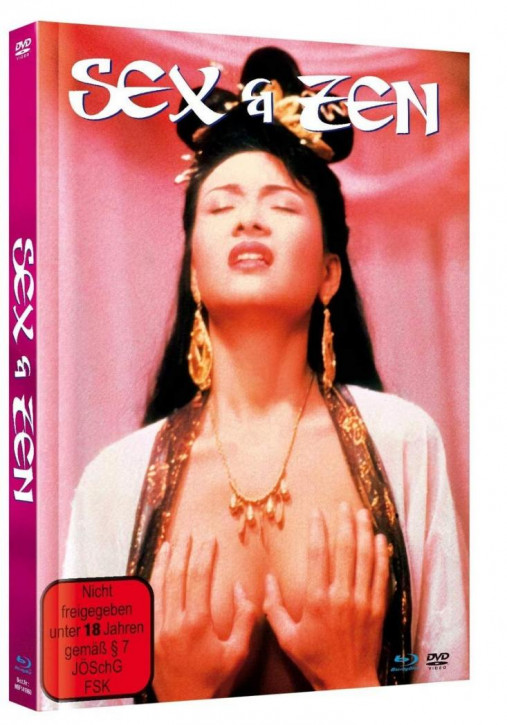 Sex & Zen - Mediabook - Cover A [Blu-ray+DVD]