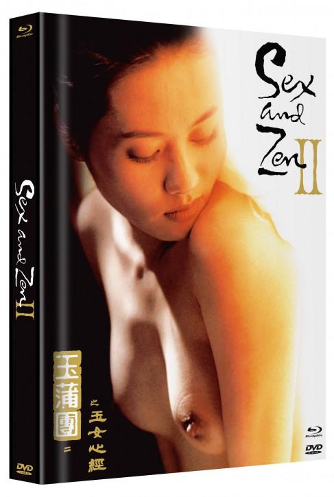 Sex & Zen 2 - Mediabook - Cover E [Blu-ray+DVD]