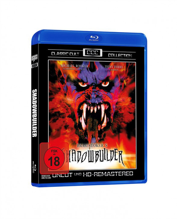 Shadowbuilder (Classic Cult Collection) [Blu-ray]