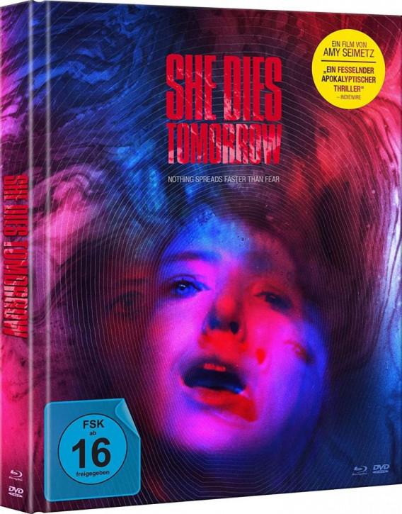 She Dies Tomorrow - Mediabook [Blu-ray+DVD]