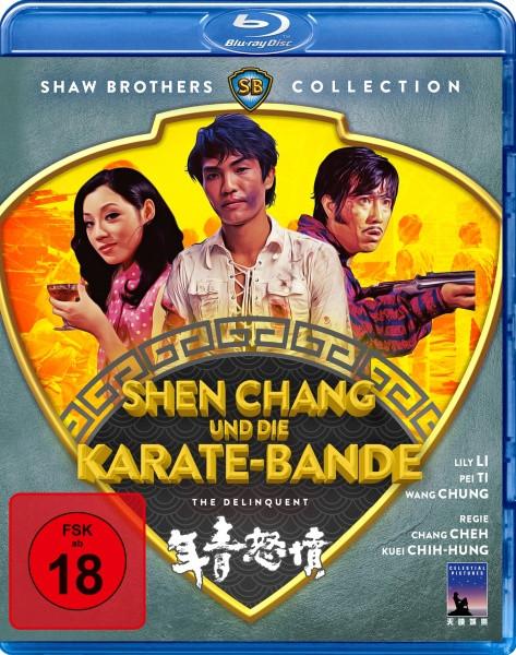 Shen Chang und die Karate-Bande [Blu-ray]