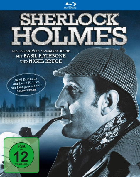 Sherlock Holmes Edition [Blu-ray]