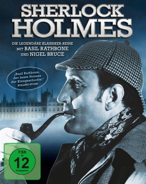 Sherlock Holmes Edition [DVD]