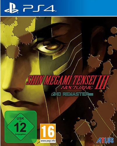 Shin Megami Tensei III - Nocturne HD Remaster [PS4]