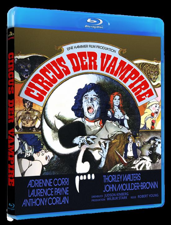 Circus der Vampire [Blu-ray]