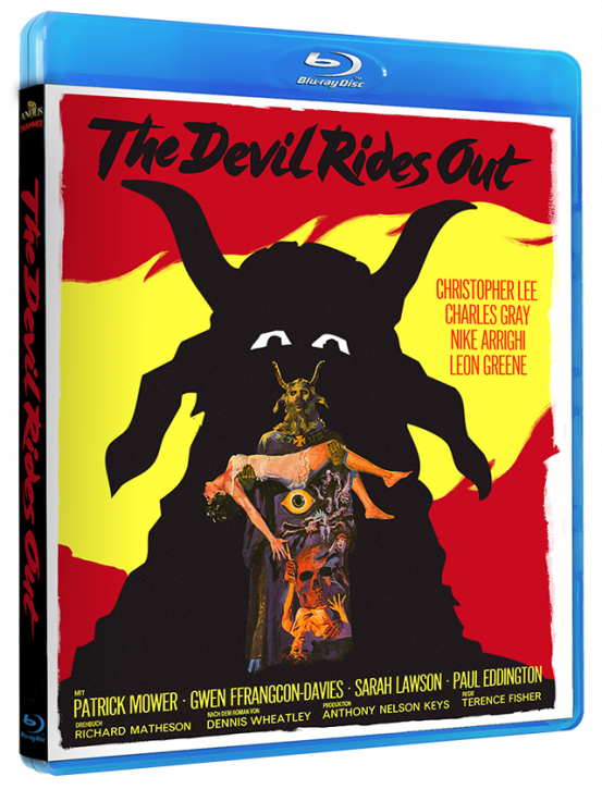 Devil Rides Out [Blu-ray]