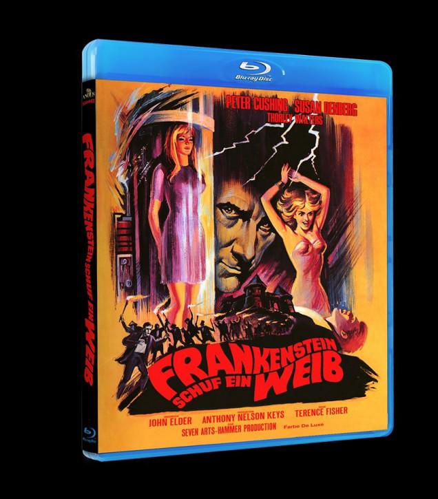 Frankenstein schuf ein Weib [Blu-ray]