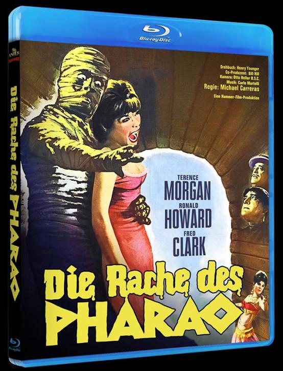 Die Rache des Pharao [Blu-ray]