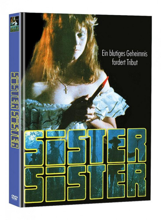 Sister, Sister - Limited Mediabook Edition  (Super Spooky Stories #111) [DVD]