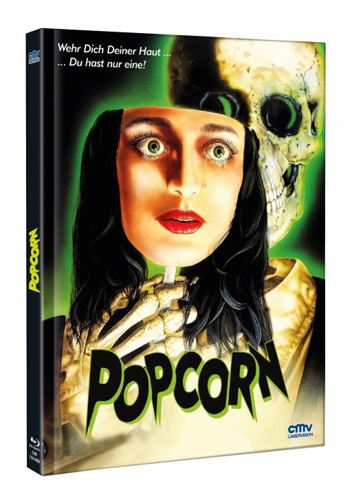 Skinner - Mediabook - Cover B [Blu-ray+DVD]
