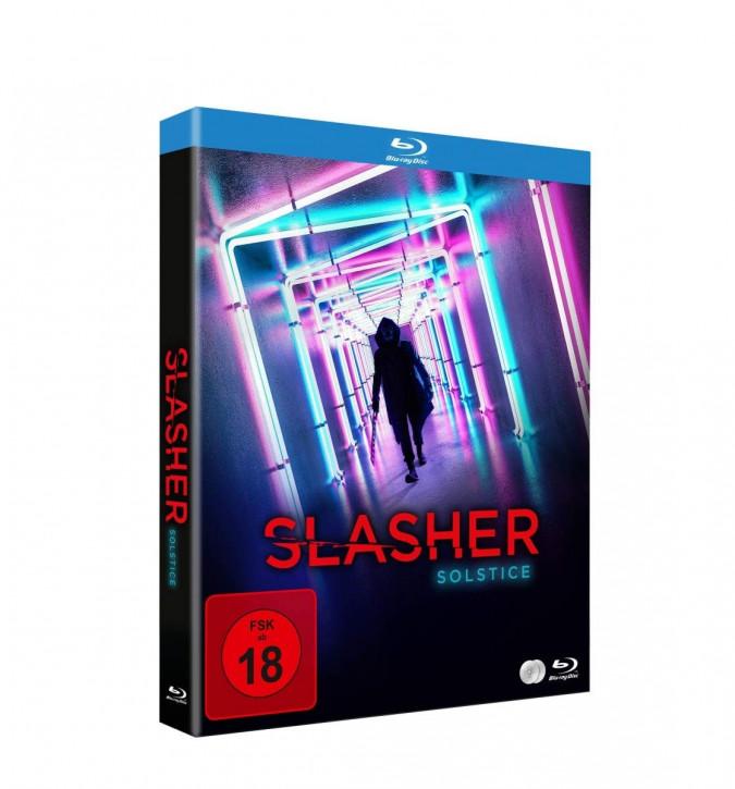Slasher - Solstice [Blu-ray]