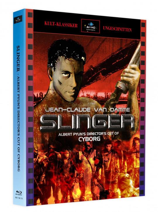 Slinger - Mediabook - Cover A [Blu-ray+DVD]