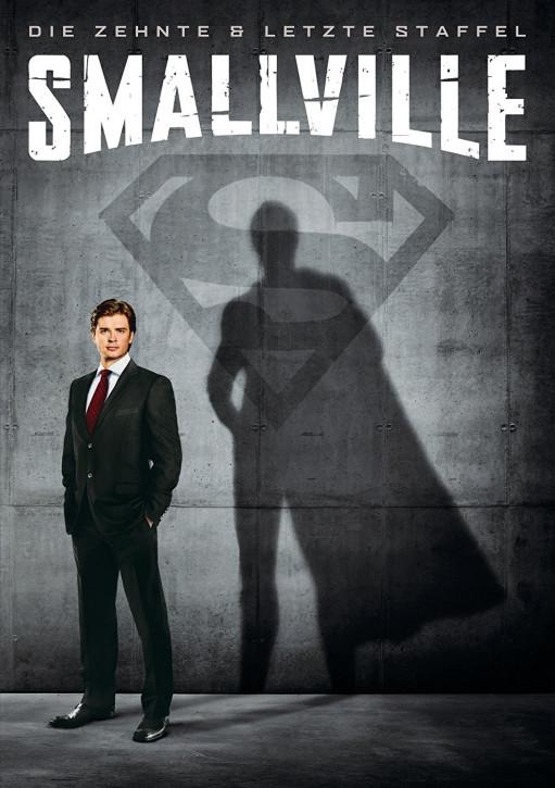 Smallville - Die komplette zehnte & letzte Staffel [6 DVD]