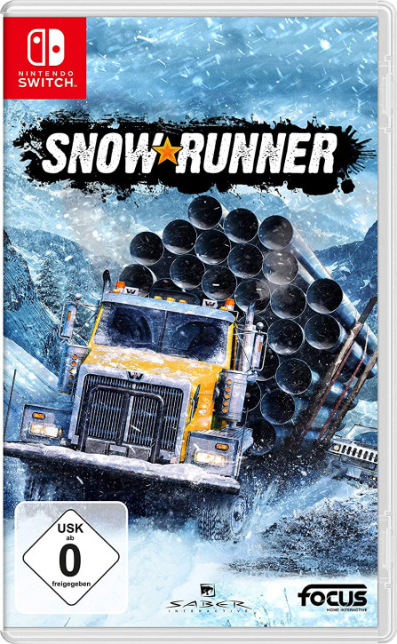 Snowrunner [Nintendo Switch]