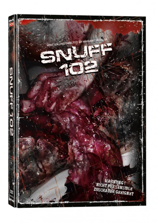 Snuff 102 - Limited Mediabook Edition [DVD]