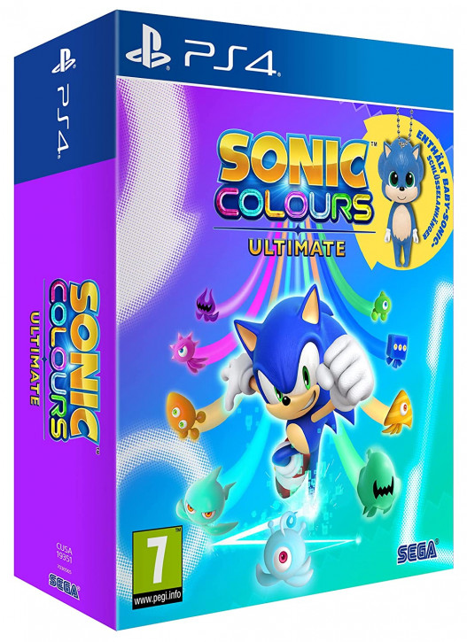 Sonic Colours: Ultimate Launch Edition [PS4]