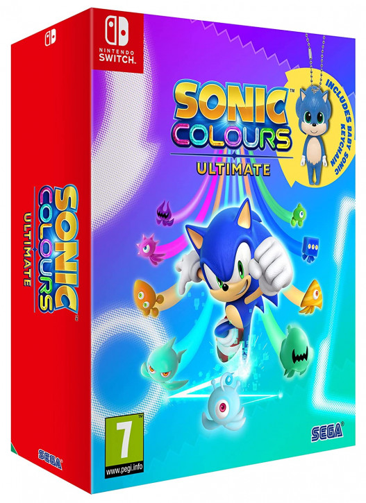 Sonic Colours: Ultimate Launch Edition [Nintendo Switch]