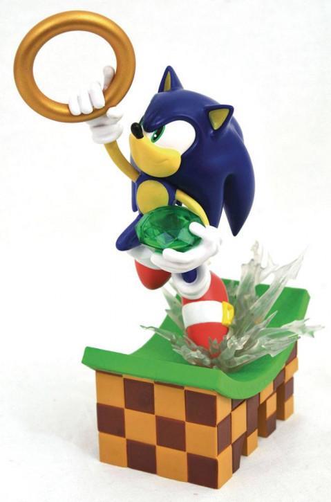 Sonic - Gallery PVC Diorama - Sonic