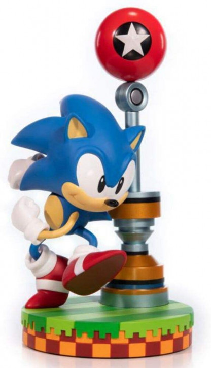 First 4 Figures - Sonic The Hedgehog: Sonic - Figur