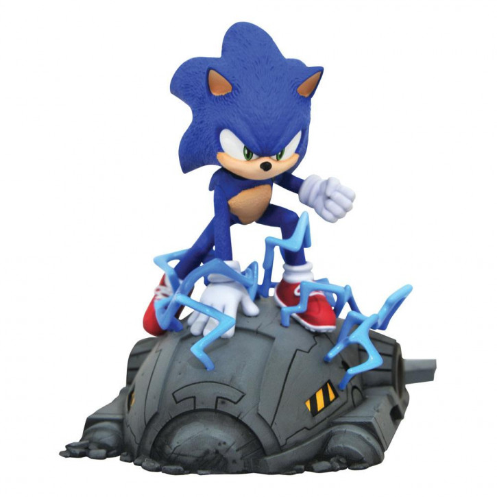 Sonic the Hedgehog Movie - Gallery PVC Statue - Sonic